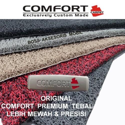 Foto Produk Karpet Comfort innova Fortuner Pajero Crv Turbo Type Premium & Deluxe dari Boss Aksesoris Mobil