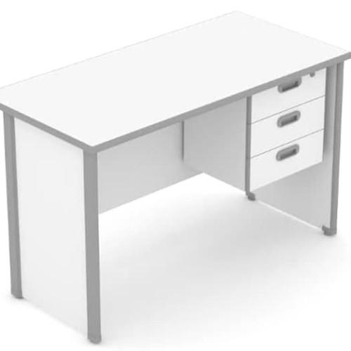 Foto Produk MEJA KANTOR MEJA BELAJAR UKURAN 100 CM dari pabrik furniture