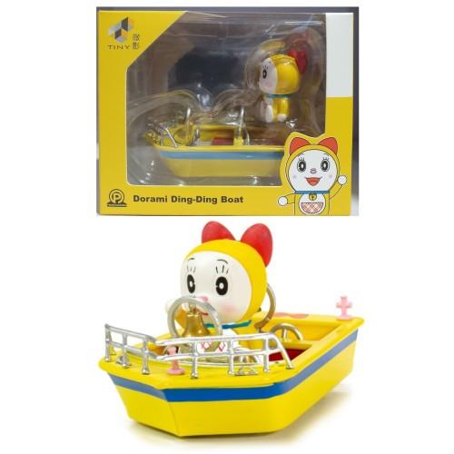Foto Produk Tiny City Doraemon Dorami Ding-Ding Boat dari Vovo Toys