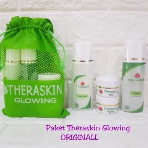 Foto Produk Cream Theraskin Glowing Bpom dari Rihershop cosmetics
