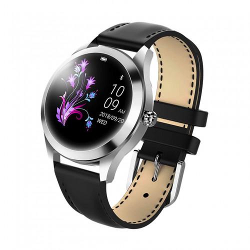 Foto Produk KINGWEAR KW10 - IP68 Smart Watch for Female with Steel Strap - OLB3910 dari Jelambarshop71