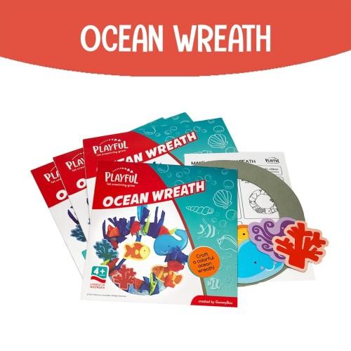 Foto Produk Ocean Wreath | Playful by GummyBox dari GummyBox