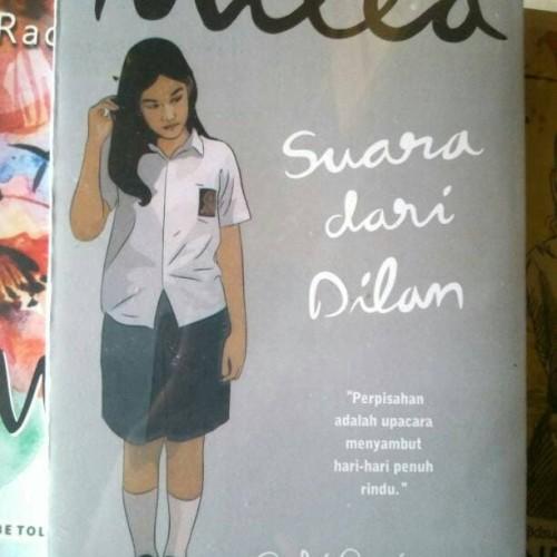 Foto Produk buku.terbaru Novel Milea - Suara Dari Dilan dari Nova sshop