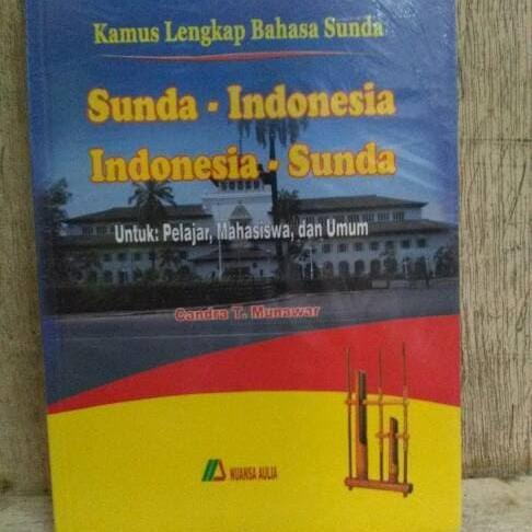 Foto Produk Murah Kamus Lengkap Bahasa Sunda,Sunda-Ind,Ind-Sunda dari gadang storeee