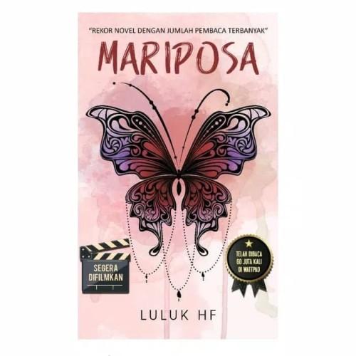 Foto Produk buku.terbaru Mariposa - Luluk HF dari Nova sshop