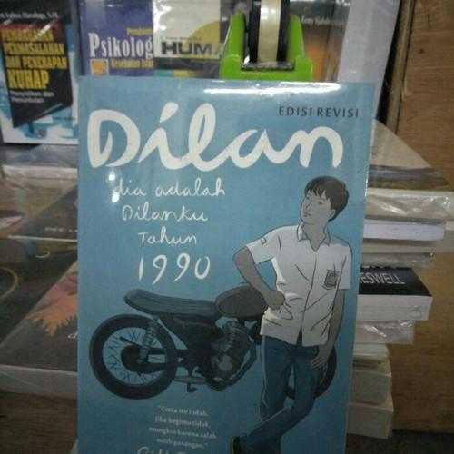 Foto Produk buku.terbaru buku novel dilan 1990 dari Nova sshop