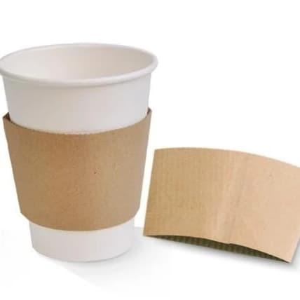 Foto Produk Sleeve paper cup 8oz / 8 oz dari Mago Shop
