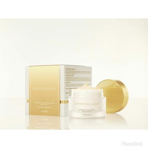 Foto Produk Crystallure Superme Activating Overnight Cream 50g dari Wardah Official