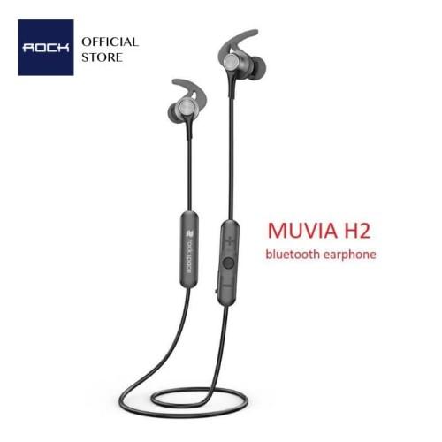 Foto Produk ROCK SPACE Muvia Wireless Earphone Bluetooth Headset dari ROCK Official Store