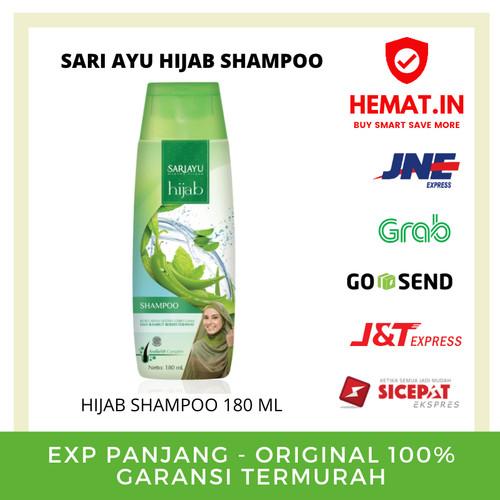 Foto Produk SARI AYU HIJAB SHAMPOO 180 ML SARIAYU HIJAB SHAMPOO dari Hemat Indonesia