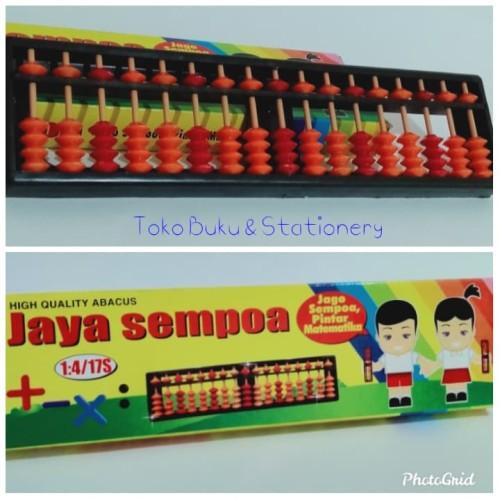 Foto Produk Sempoa Alat Berhitung Anak dari Toko Buku dan Stationery