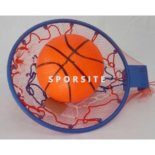 Foto Produk Ring Basket plus Bola Mini Mainan Anak - Jakpus OJOL dari Sportsite
