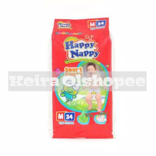 Foto Produk Happy Nappy Smart Pantz M34 dari Keira Olshopee