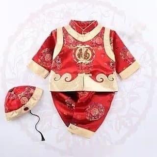 Foto Produk chongsam /cheongsam/baju imlek anak dari baju baby branded