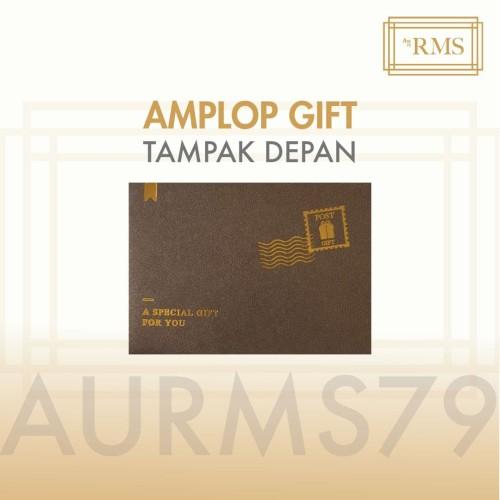 Foto Produk AMPLOP GIFT LOGAM MULIA ANTAM/EMAS ANTAM/LM dari aurms79