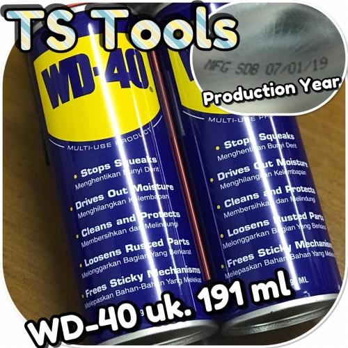 Foto Produk Pelumas WD 40 191 ML / WD40 191ML dari TS Tools