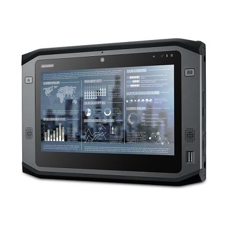 Foto Produk Tablet PC / Laptop Militer, Tahan Banting. Advantech Rugged Tablet PC dari QTech Store