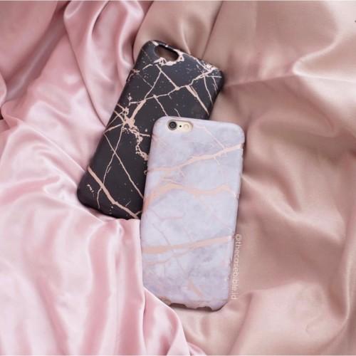 Foto Produk Rosegold Marble iPhone Case dari The Case Bible