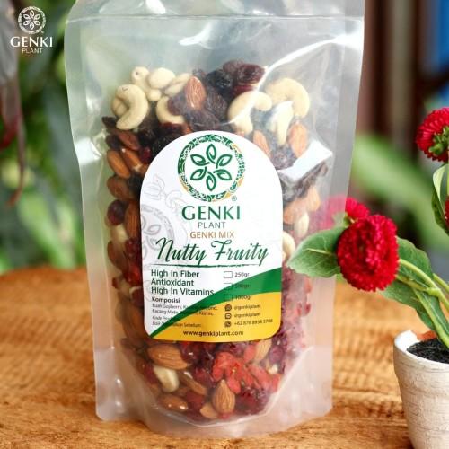Foto Produk Mixed Nut and Dried Fruit - 250g dari Genki Plant