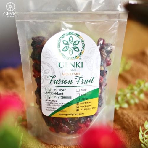 Foto Produk Mix Dried Fruit - 500g dari Genki Plant