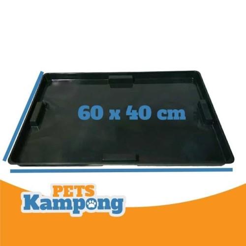 Foto Produk Tatakan kandang / Base kandang02 / Tatakan hewan dari Pets Kampong
