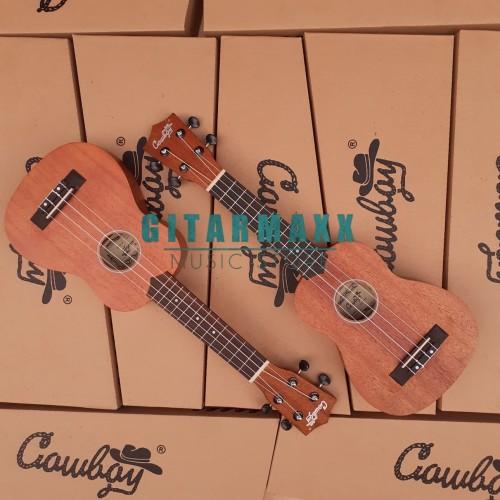 "Foto Produk Ukulele Cowboy Soprano 21"" Original Bonus Melimpah dari gitarmaxx"