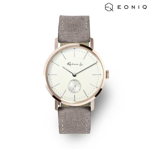 Foto Produk Jam Tangan Custom EONIQ Alster Lite - Nubuck Strap dari EONIQ