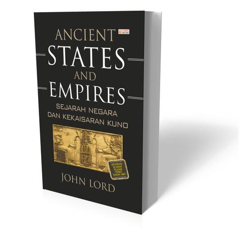 Foto Produk ANCIENT STATES AND EMPIRES Sejarah Negara dan Kekaisaran Kuno dari Penerbit Indoliterasi