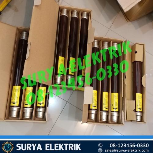 Foto Produk fuse eti keramik pln FUSE link ETI elektroelement 24 KV medium voltage dari SURYA-ELEKTRIK