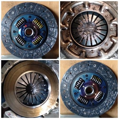 Foto Produk Kampas Kopling Set Mitsubishi KUDA / L300 DIESEL dari Ainul Yakin Sparepart