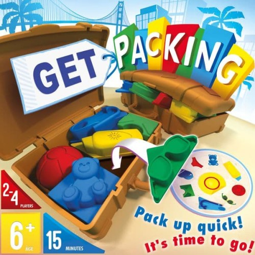 Foto Produk Get Packing Board Game - GetPacking - TokoBoardGame dari Toko Board Game
