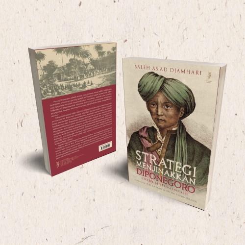 Foto Produk Buku Strategi Menjinakkan Diponegoro dari bukuindonesia