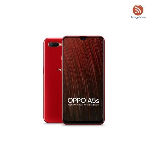 Foto Produk OPPO A5S RAM 3/32 GB GARANSI RESMI OPPO INDONESIA dari Acoyphonecell