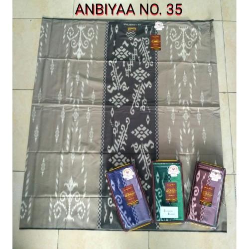 Foto Produk Sarung Tenun Al Anbiyaa Motif Kembang [GROSIR/ECER MURAH] dari INDO GOODS