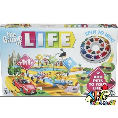 Foto Produk The Game of Life ( Original ) Hasbro - Toko Board Game dari Toko Board Game