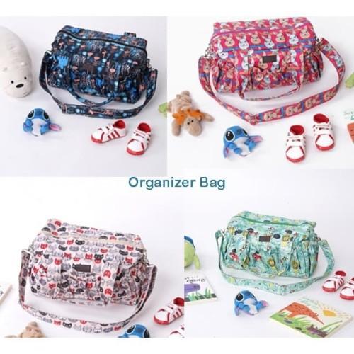 Foto Produk Tas Diaper Bag Organizer BOBO | Organiser Bag Anak & Bayi Popok Susu dari bobo baby shop
