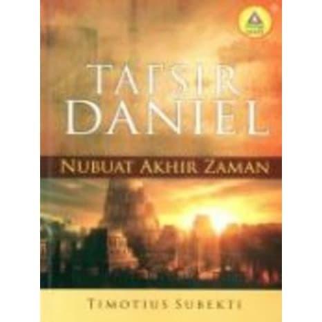 Foto Produk Sale akhir tahun! Tafsir Daniel, Nubuat Akhir Zaman dari Adhisty Penerbit ANDI