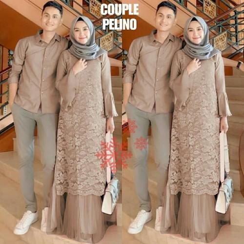 Foto Produk Baju Couple Muslim Gamis Koko Pasangan Trendy dari Salim Colection