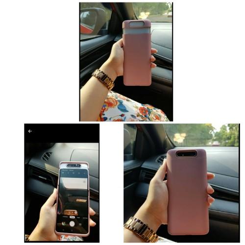 Foto Produk Casing Hardcase 360 Samsung Galaxy A80 Hard Back Case dari hanamigadget