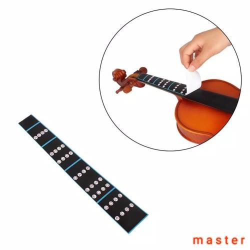 Foto Produk Violin Sticker Fingerboard Stiker Fingerboard Biola - 1 per 2 dari LAY