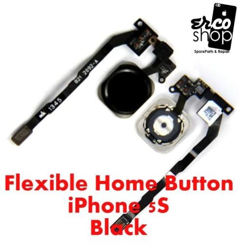Foto Produk iPhone 5S Home Button + Finger Print - Putih dari ERCO