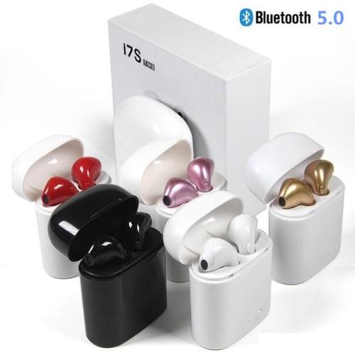 Foto Produk HBQ i7s TWS Earphone Wireless Bluetooth V5.0 Mini dari Fixbeli