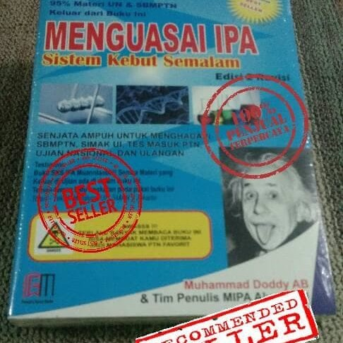 Foto Produk Terbaru Kumpulan Soal SMA Buku menguasai IPA sistem kebut semalam dari langgeng shoppp