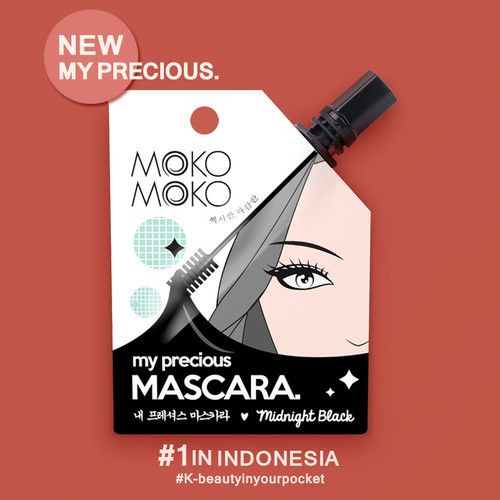Foto Produk Moko Moko My Precious TERMURAH Mascara dari darilynn