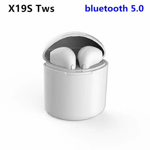 Foto Produk X19S Tws 5.0 earphone Bluetooth Earphone Nirkabel Earbud di telinga dari Fixbeli