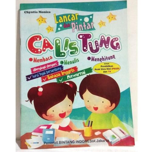 Foto Produk Buku Aktifitas Calistung Untuk Anak TK/PAUD dari Toko Buku dan Stationery