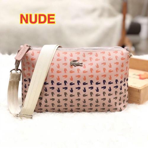 Foto Produk Supplier tas wanita murah import mini selempang LCS MINI OMBRE - GOLD dari sopaybags