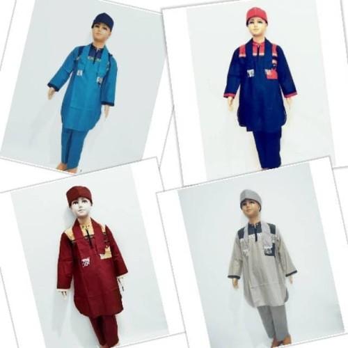 Foto Produk Baju Setelan Koko Pakistan Anak Busana Muslim Turki Anak dari Jadi Jayaa123