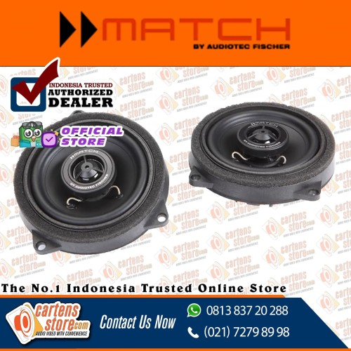 Foto Produk Match MS 4X Speaker Coaxial (4 Inch) By Cartens Store dari Cartens Store