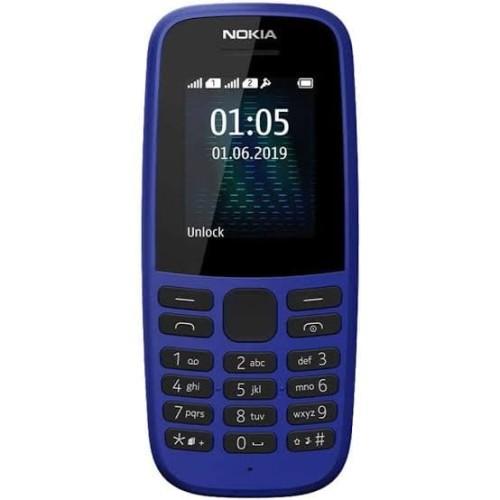Foto Produk Nokia 105 2019 KING 4th Edition Blue - TAM dari PRISMA ROXY